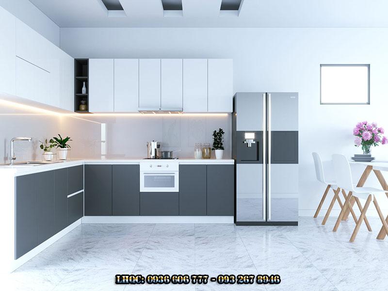Nguyên tắc bố trí phòng bếp đẹp, ấn tượng | Thu hút tiền tài ấm cúng