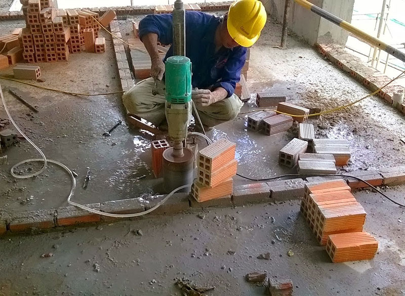 Quy trình khoan cắt bê tông an toàn số 1 TP.HCM | Khoan cắt bê tông Hoàng Lâm