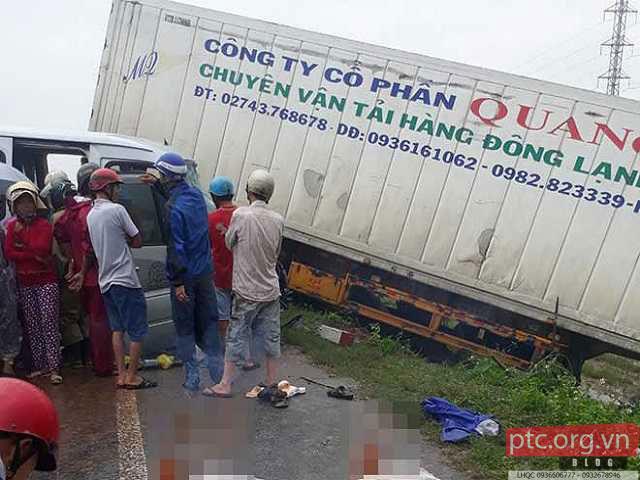 Lời kể của sư thầy thoát chết trong vụ tai nạn thảm khốc ở Quảng Ngãi